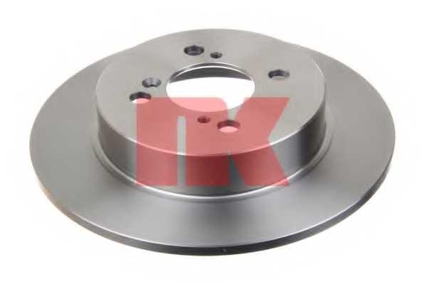 Тормозной диск NK 205225 - изображение