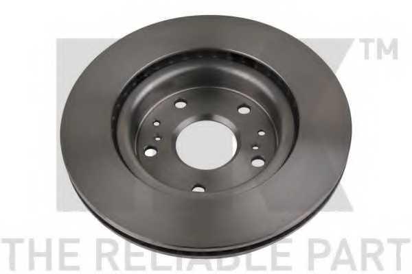Тормозной диск NK 205231 - изображение 1