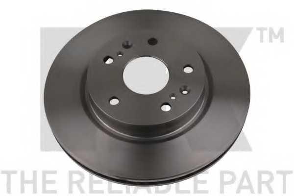 Тормозной диск NK 205231 - изображение