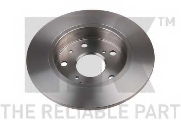 Тормозной диск NK 205232 - изображение 1
