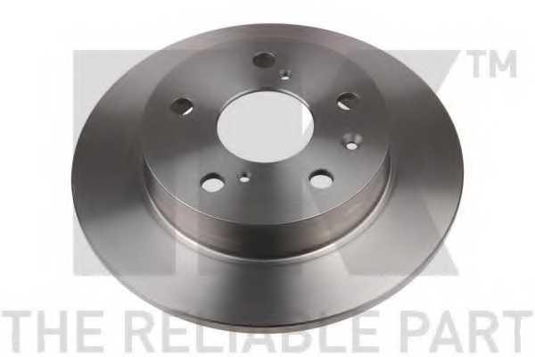 Тормозной диск NK 205232 - изображение