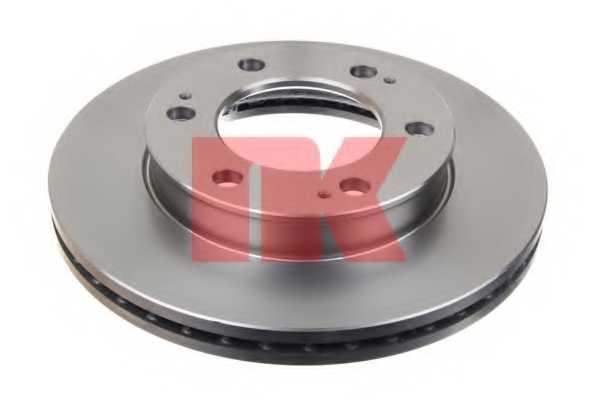 Тормозной диск NK 205702 - изображение 1