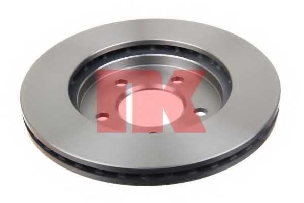 Тормозной диск NK 209301 - изображение 1