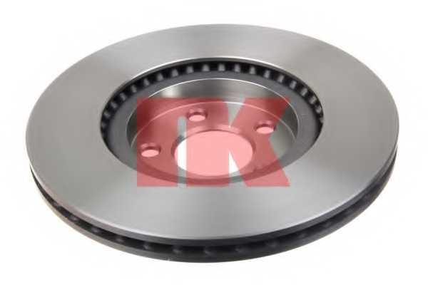 Тормозной диск NK 209305 - изображение 1