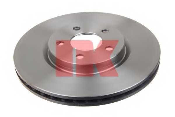 Тормозной диск NK 209305 - изображение