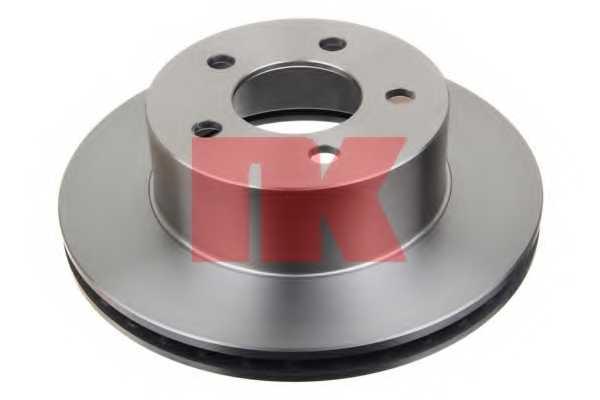 Тормозной диск NK 209306 - изображение 1