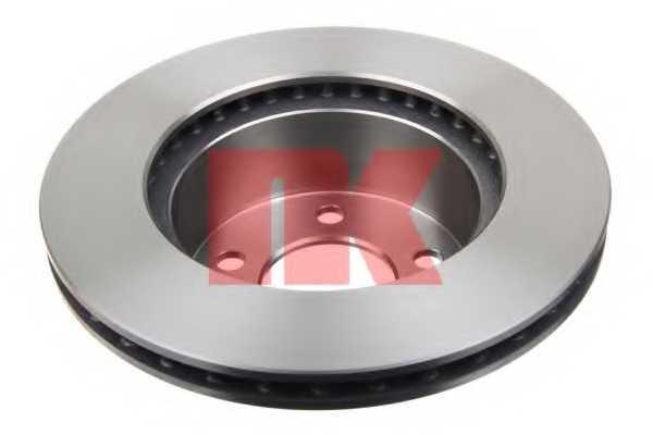 Тормозной диск NK 209306 - изображение