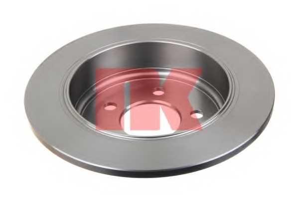 Тормозной диск NK 209307 - изображение 1