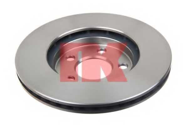 Тормозной диск NK 209309 - изображение 1