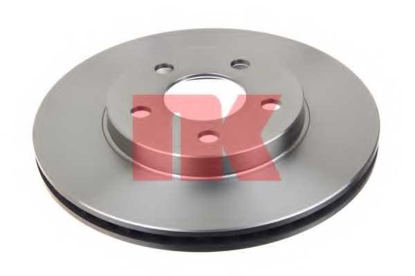 Тормозной диск NK 209309 - изображение