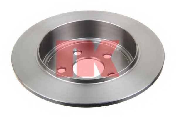 Тормозной диск NK 209310 - изображение