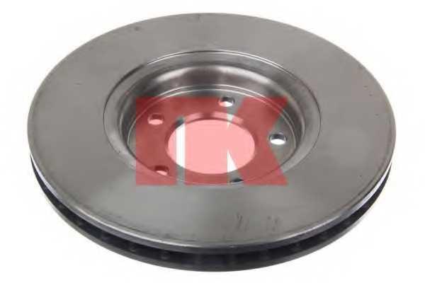 Тормозной диск NK 209312 - изображение 1