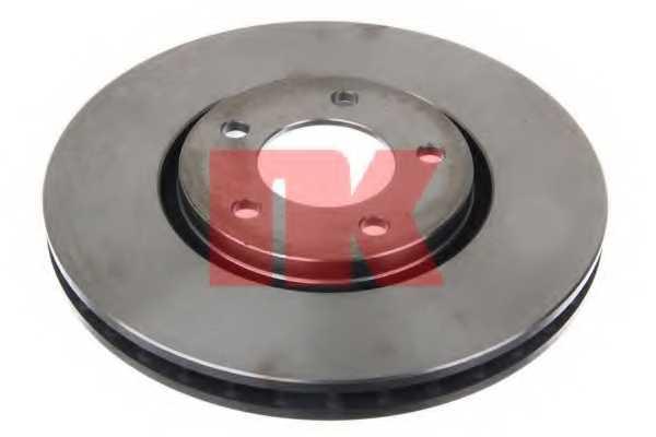 Тормозной диск NK 209312 - изображение