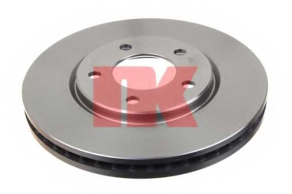 Тормозной диск NK 209313 - изображение 1