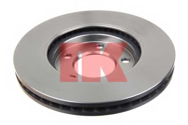 Тормозной диск NK 209313 - изображение