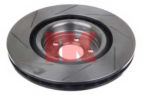 Тормозной диск NK 209318 - изображение 1