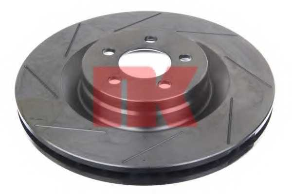 Тормозной диск NK 209318 - изображение