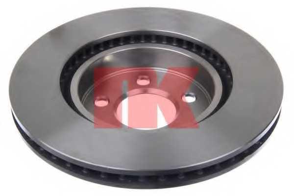 Тормозной диск NK 209320 - изображение 1