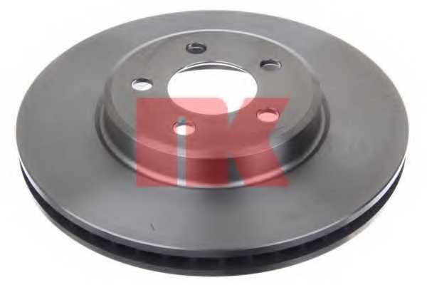 Тормозной диск NK 209320 - изображение
