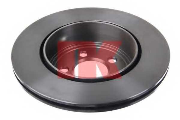 Тормозной диск NK 209322 - изображение 1