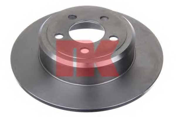 Тормозной диск NK 209323 - изображение 1
