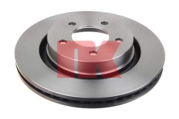 Тормозной диск NK 209325 - изображение 1