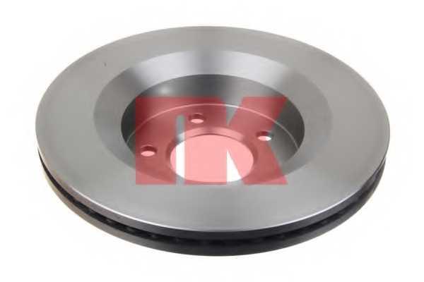 Тормозной диск NK 209325 - изображение