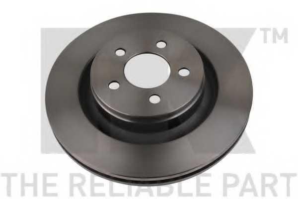 Тормозной диск NK 209331 - изображение 1