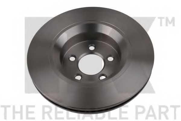 Тормозной диск NK 209331 - изображение
