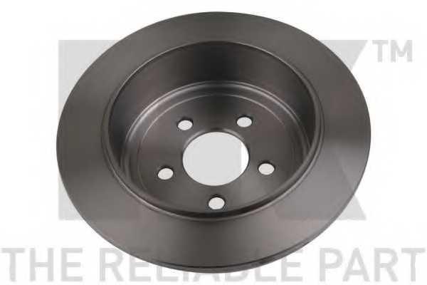 Тормозной диск NK 209332 - изображение 2