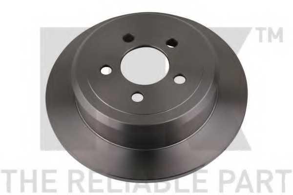 Тормозной диск NK 209332 - изображение