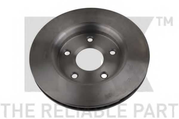 Тормозной диск NK 209333 - изображение 1