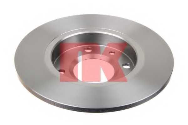 Тормозной диск NK 209910 - изображение 1