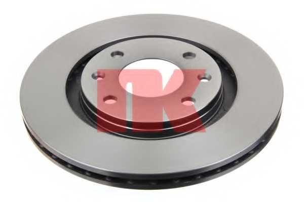 Тормозной диск NK 209915 - изображение
