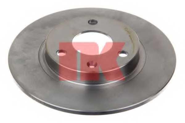 Тормозной диск NK 209917 - изображение 1