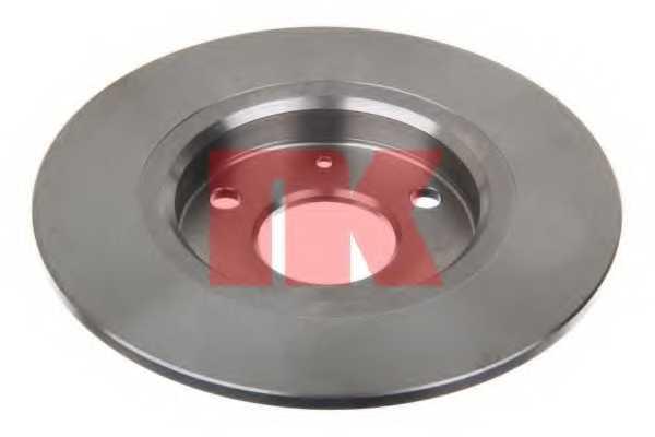 Тормозной диск NK 209917 - изображение