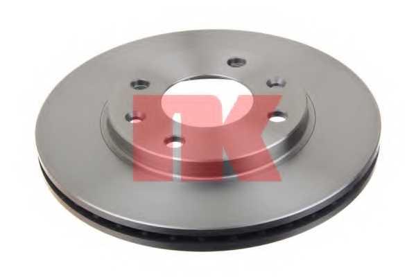 Тормозной диск NK 209918 - изображение 1