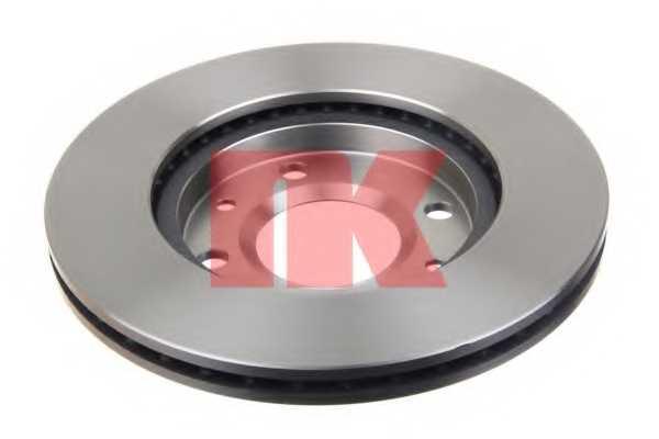 Тормозной диск NK 209918 - изображение