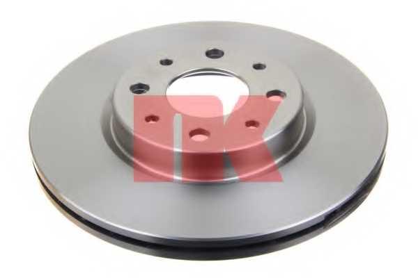 Тормозной диск NK 209921 - изображение 1