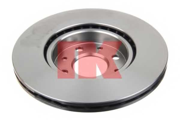 Тормозной диск NK 209921 - изображение