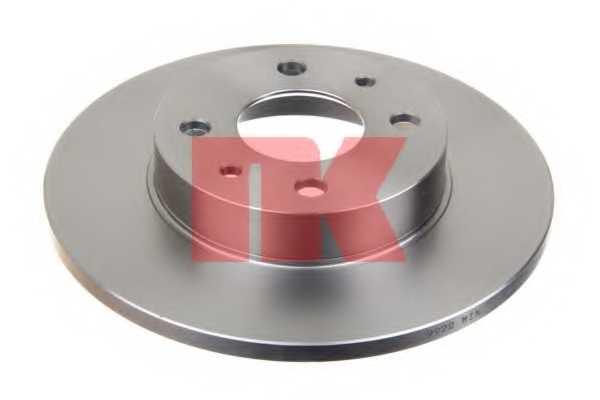 Тормозной диск NK 209922 - изображение 1