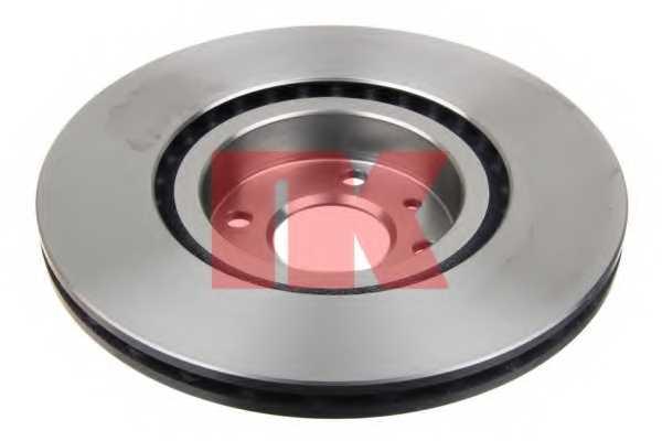 Тормозной диск NK 209923 - изображение 1