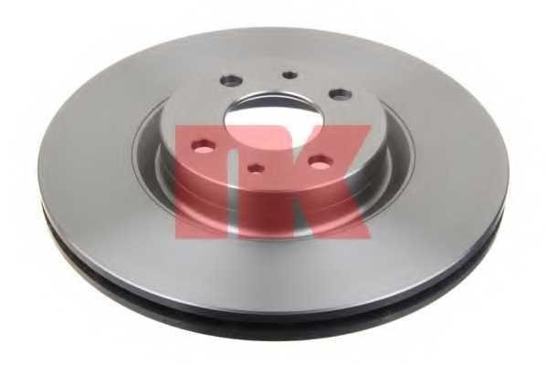 Тормозной диск NK 209923 - изображение