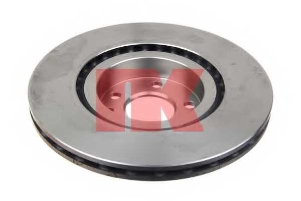 Тормозной диск NK 209925 - изображение 1