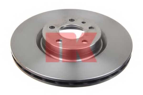 Тормозной диск NK 209925 - изображение