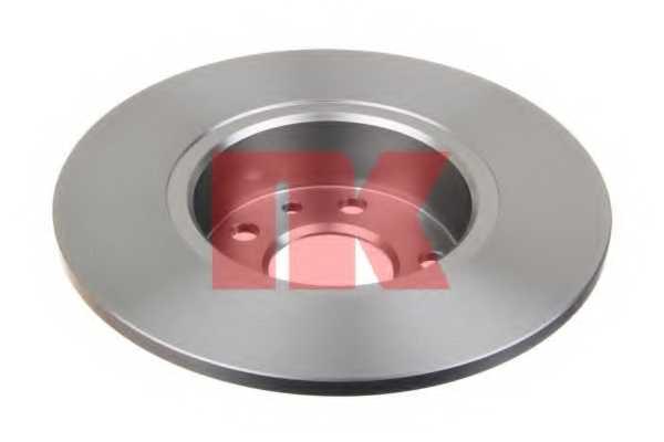 Тормозной диск NK 209926 - изображение 1