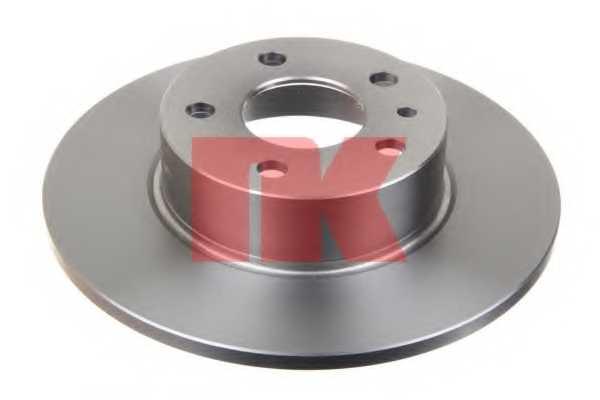 Тормозной диск NK 209926 - изображение