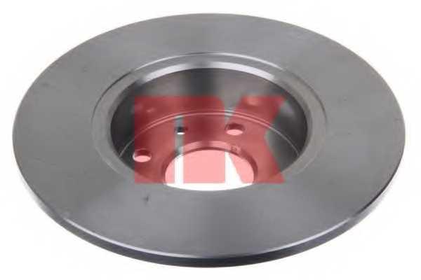 Тормозной диск NK 209928 - изображение 1