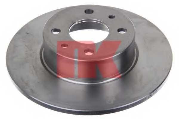 Тормозной диск NK 209928 - изображение