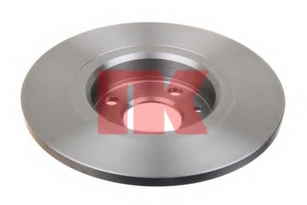 Тормозной диск NK 209932 - изображение 1